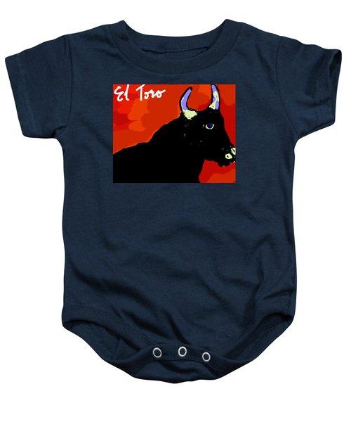 El Toro Baby Onesie