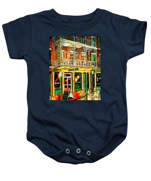 Felixs Oyster Bar Baby Onesie