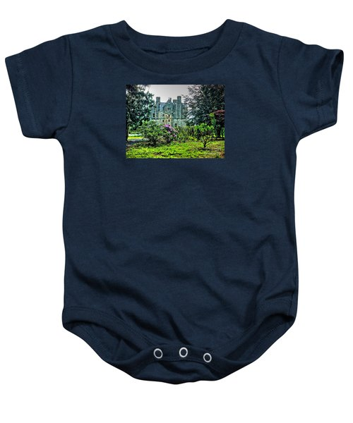 Fit For Royalty Baby Onesie