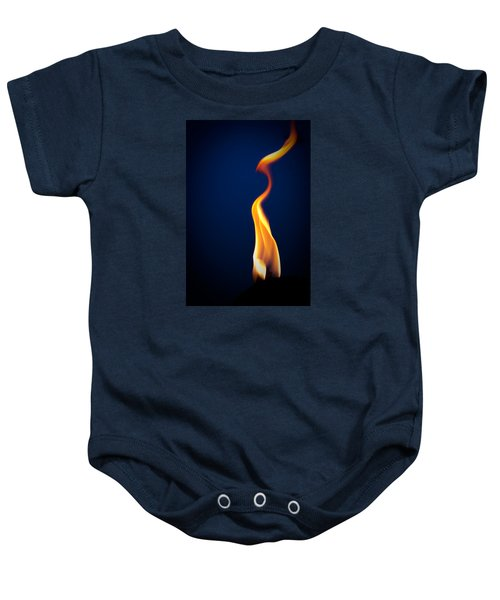 Flame Baby Onesie