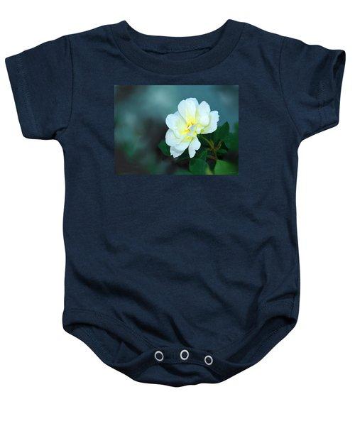 Apple Blossom Time Baby Onesie