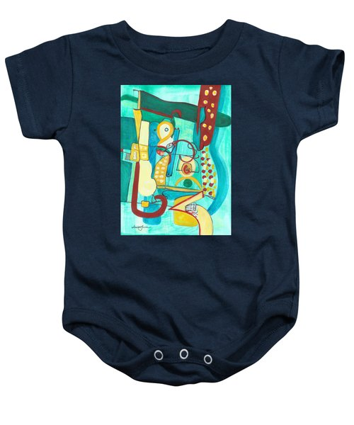From Within #20 Baby Onesie