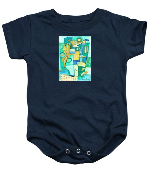 From Within 9 Baby Onesie