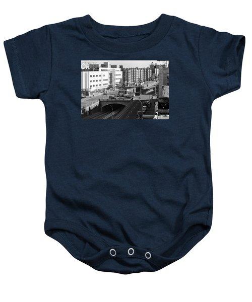 Grand Concourse Bronx Baby Onesie