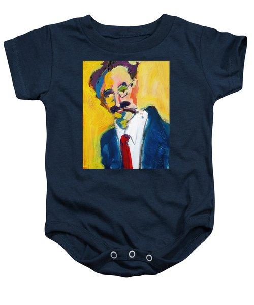 Groucho Baby Onesie