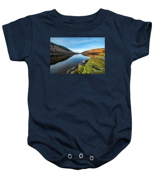 Gwydyr Forest Lake Baby Onesie