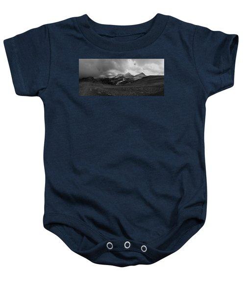 Hurricane Pass Storm Baby Onesie
