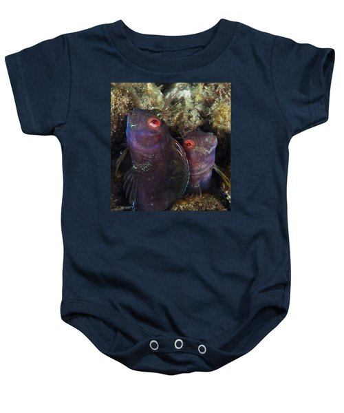 Husband And Wife Baby Onesie