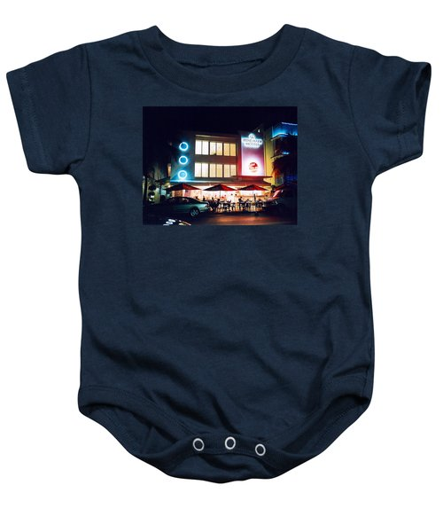 Johnny Rockets Polaroid Baby Onesie