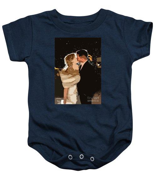 Kiss Baby Onesie