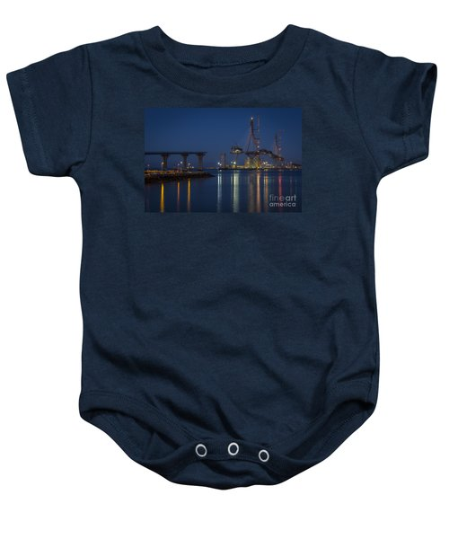 La Pepa Bridge Cadiz Spain Baby Onesie