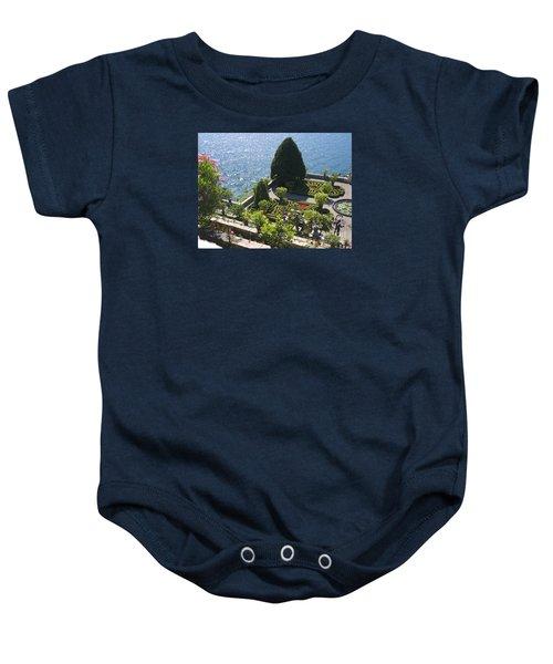 Lake Maggiore Magic Baby Onesie