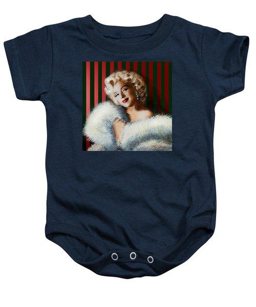 Marilyn 126 D 3 Baby Onesie