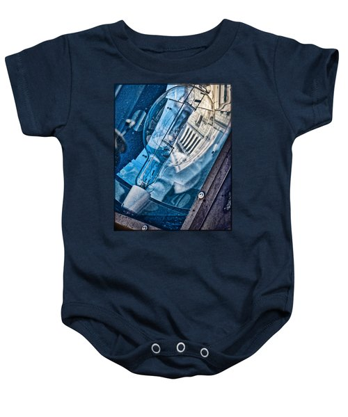 Memorial Reflection Baby Onesie