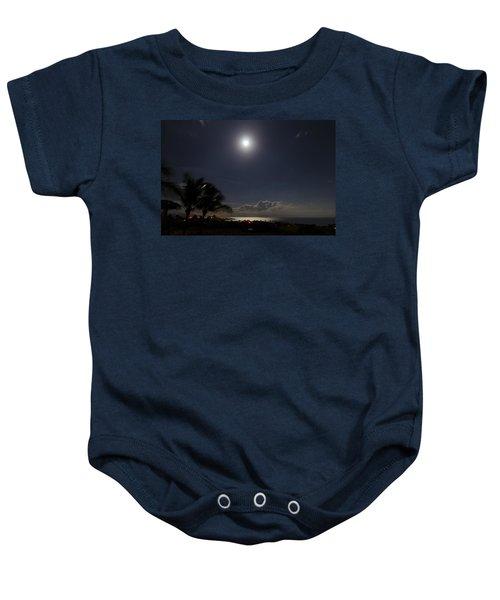 Moonlit Bay Baby Onesie