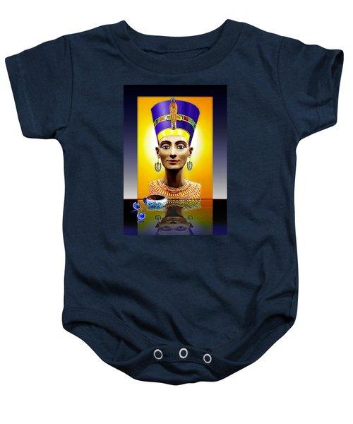Nefertiti  The  Beautiful Baby Onesie