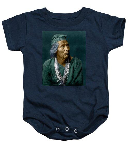 Nesjaja Hatali - Navaho Baby Onesie