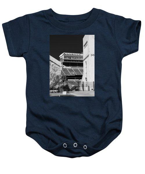 Ohio Stadium 9207 Baby Onesie