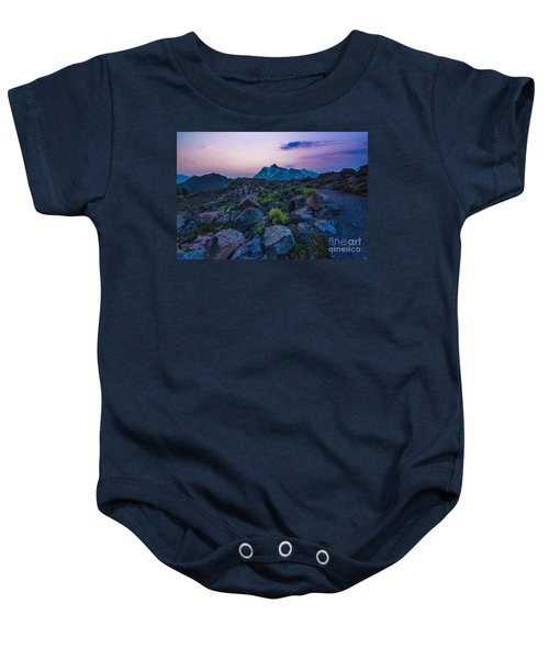 Pathway To Light Baby Onesie