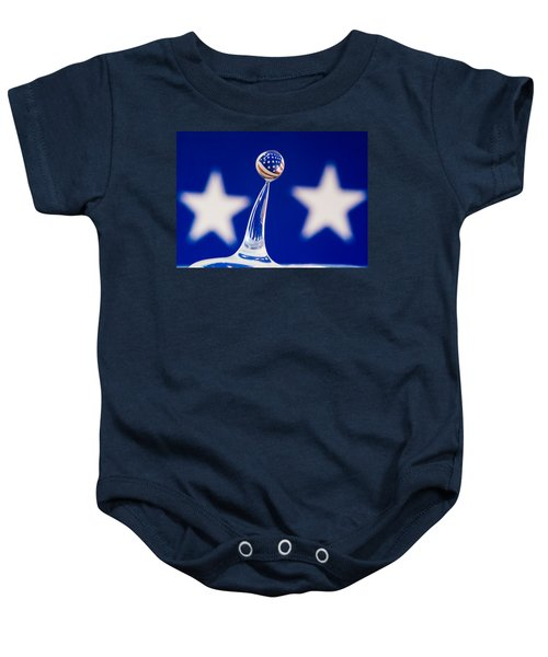Patriotic Pop Baby Onesie