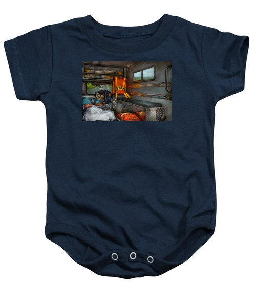 Rescue - Emergency Squad  Baby Onesie
