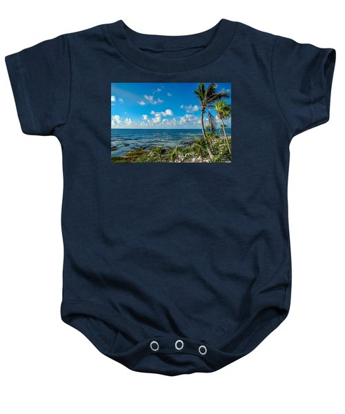 Cave Diving Country Baby Onesie