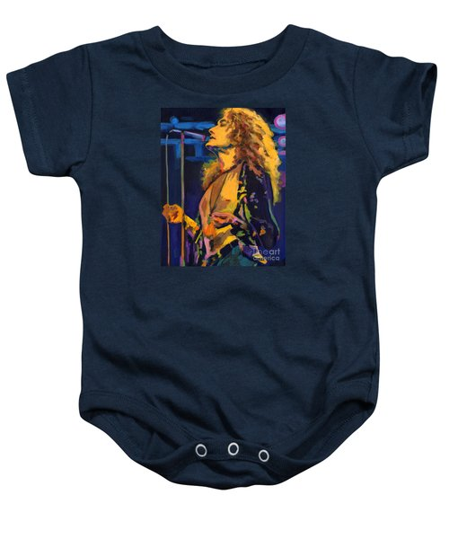 Robert Plant. Kashmir Baby Onesie