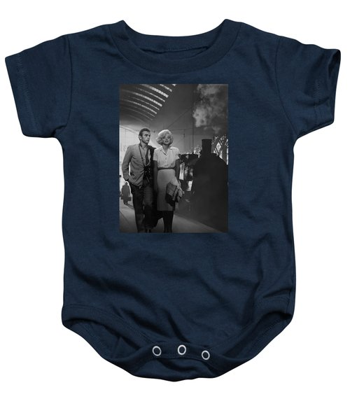 Saying Farewell Baby Onesie by Chris Consani