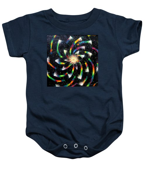 Second Day Of Creation Baby Onesie