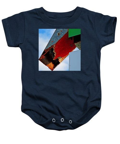 Sign Of The Times Baby Onesie