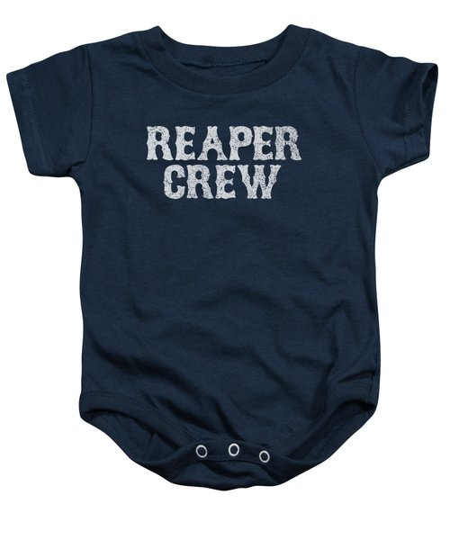 Sons Of Anarchy - Reaper Crew Baby Onesie