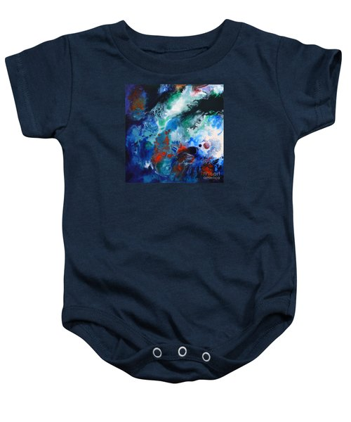 Spark Of Life Canvas One Baby Onesie