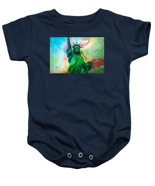 Stand Up For Your Dreams Baby Onesie