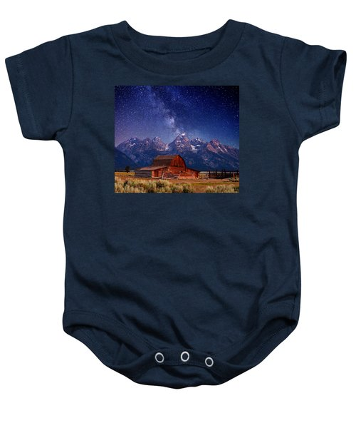 Teton Nights Baby Onesie