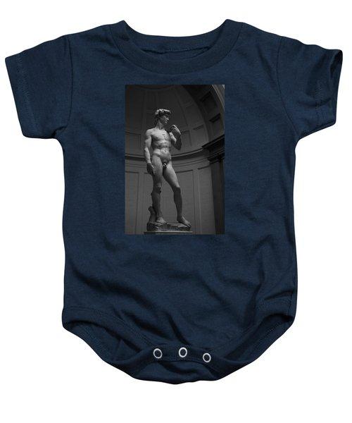 The David Baby Onesie