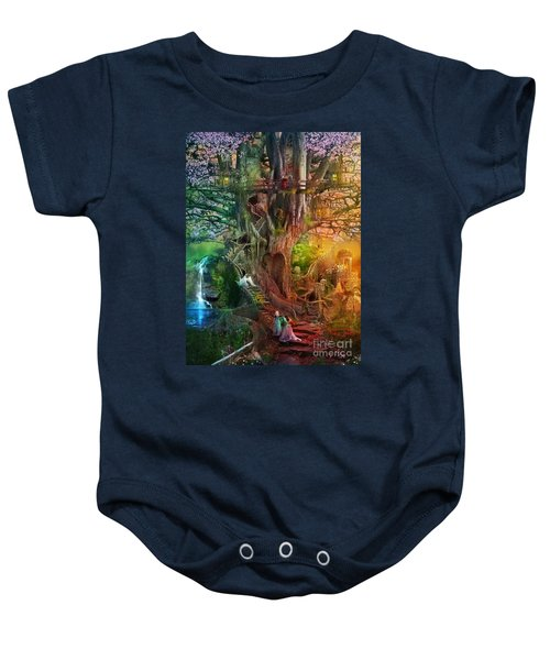 The Dreaming Tree Baby Onesie by Aimee Stewart