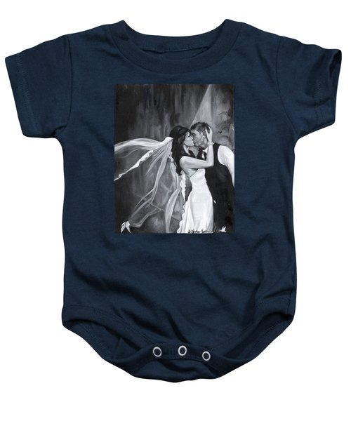 The Kiss Baby Onesie