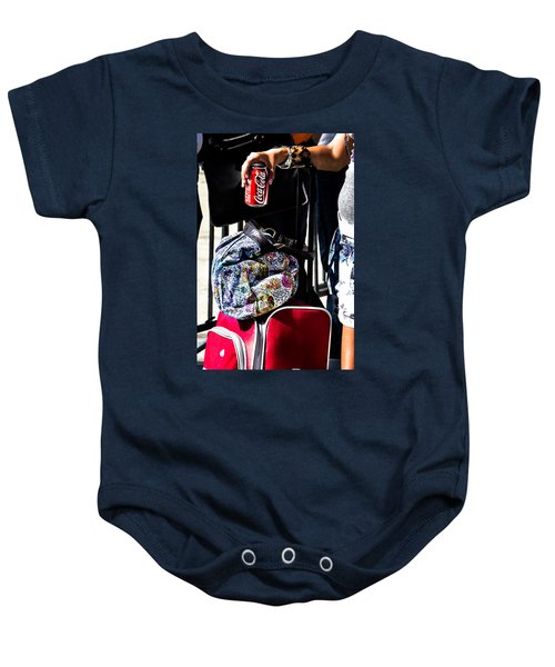 The Life Force Baby Onesie
