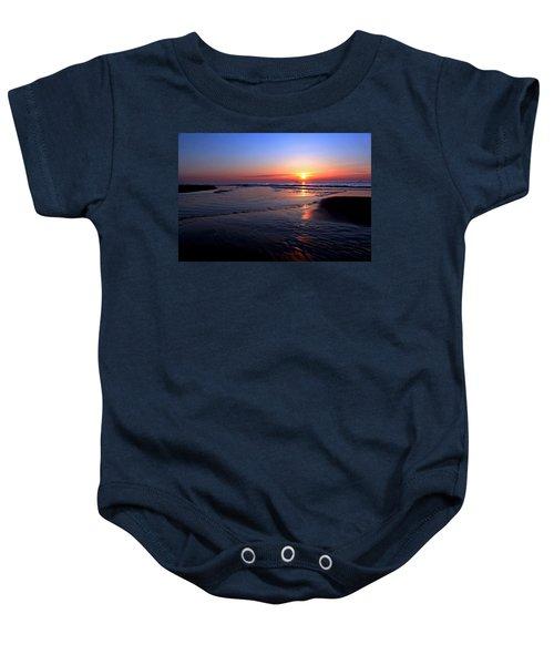 The North Sea Baby Onesie