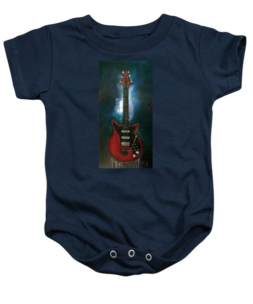 The Red Special Baby Onesie
