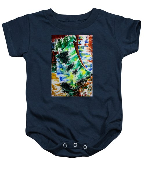 Different Mode Baby Onesie