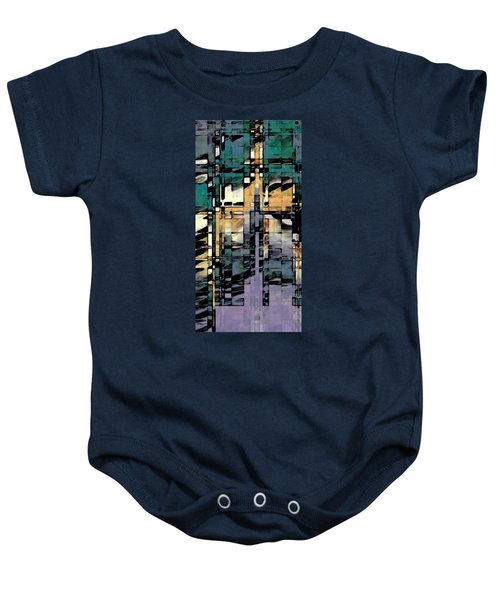 Urban Jungle Baby Onesie