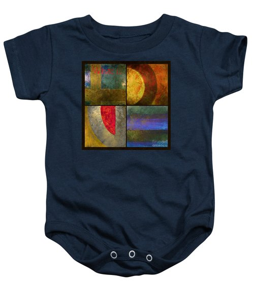 What Is Love Baby Onesie