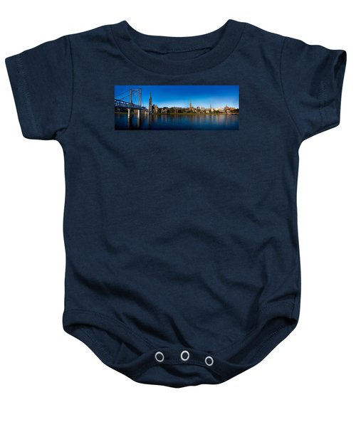 Inverness Waterfront Baby Onesie