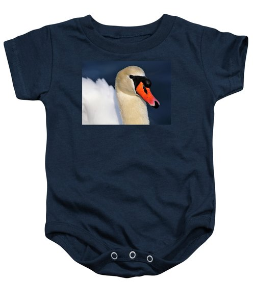Mute Swan Baby Onesie