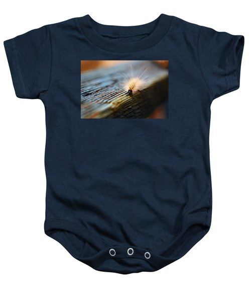 Something Wicked This Way Comes Baby Onesie