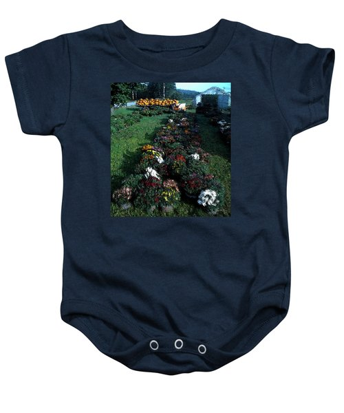 The Stand In Autumn Baby Onesie
