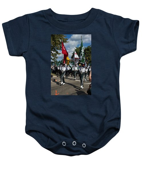 To The Field Baby Onesie