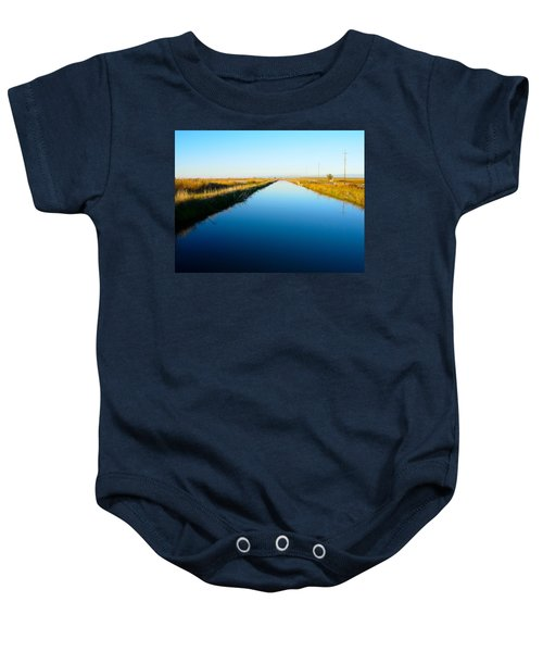 Biggs Canal Baby Onesie