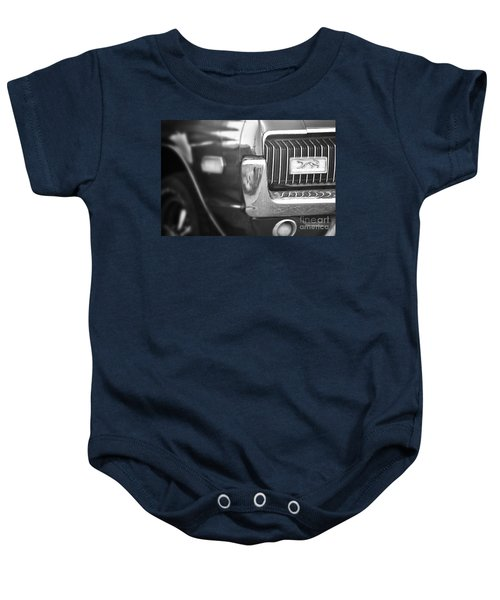 Cougar Time Baby Onesie